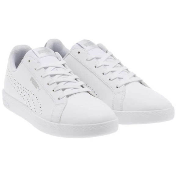 PUMA Smash Women s Perf MET Sneaker Athletic Shoe 348026c62